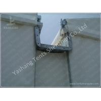 China High Strength Clear Span Tent Replacement Parts , Rain Gutter Connections on sale