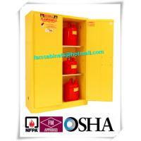 Wholesale Laboratory Grounding Corrosive Chemical Storage Cabinets With Double Vents from china suppliers
