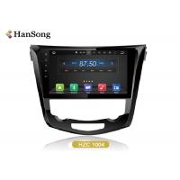 Wholesale Nissan Qashqai Car DVD Player Full Touch  Android OS 8.X With 1024*600 1080P from china suppliers