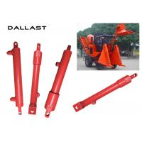 Wholesale GS Agricultural Hydraulic Cylinders , Double Acting With Piston Hydraulic Oil Cylinder from china suppliers