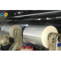 Wholesale Excellent Printing Adaptability Biodegradable Packaging PLA Plastic Film For Label Shrink Sleeves from china suppliers