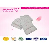 Wholesale Disposable Regular Sanitary Napkins , Butterfly Design Cotton Feminine Pads from china suppliers