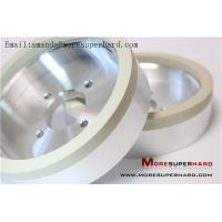 China vitrified diamond wheels for PCD and PCBN tools on sale