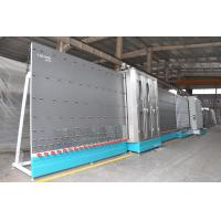 Wholesale Full Automatic Flat Press Double Glass Machine , Double Glazing Equipment from china suppliers