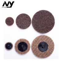 China Non Woven Abrasive Sanding Discs 2   , Tr  Ts  Sanding Disc For Drill Ultra Fine on sale