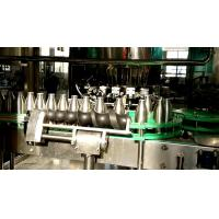Wholesale 2 In 1 Wine / Glass Bottle Filling Machine Rinsing Filling Capping Machine 220V / 380V from china suppliers
