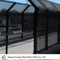 Wholesale Bridge Fence|Anti-Throw Coated Driveway Bridge Wire Fencing 40x80mm Opening China from china suppliers