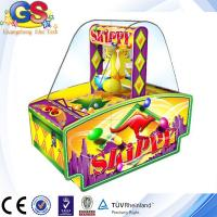 Quality 2014 shooting coin operated redemption games lottery ball machine for sale for sale
