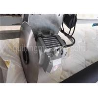 Wholesale 3 Phase Bedding Textile Mattress Cutting Machine Touch Screen Stainless Blades from china suppliers