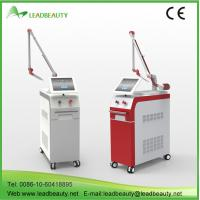 Wholesale 2016 high power q switched nd yag laser equipment for tattoo removal from china suppliers