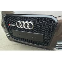 Quality Audi Q5 2013 Chrome Car Grilles ,  RSQ5 Style Modified Auto Grille for sale