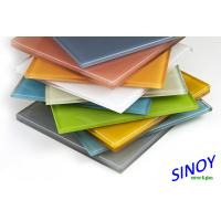 China Waterproof Acid-Resistant Colorful decorative glass blocks For Interior Applications on sale
