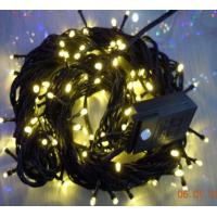 Wholesale Waterproor IP44 12V 32.8FT / 10m RGB Flashing Led Christmas Lights Outdoor 100leds / 10m from china suppliers