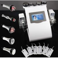 Wholesale Lipo Diode Laser Vacuum RF Ultrasonic Liposuction Cavitation Slimming Machine controlled delivery from china suppliers