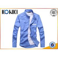 Buy cheap Delicate Workmanship Long Sleeve School Uniform Shirts For Kids from Wholesalers