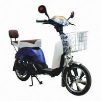 China Pedals Assist Electric Bike with Comfortable Seat on sale