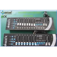 China Hot 192 Lighting Control Console DMX-512 Controller 16 Channels Stage Equipment on sale