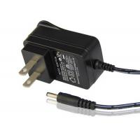 Wholesale AC LED Power Supply Adapter 100 - 240V AC Input Voltage Black / White Color from china suppliers