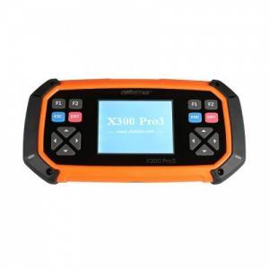 China OBDSTAR X300 PRO3 X-300 Key Master with Immobiliser + Odometer Adjustment +EEPROM/PIC+OBDII+Toyota G & H Chip All Keys L on sale