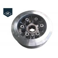 China Three Wheeler Yamaha Motorcycle Parts , 6 Holes Motorcycle Front Hub on sale