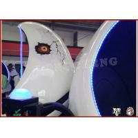Wholesale Full HD 1080p 9D Simulator Virtual Reality Electric Commercial Game Machine from china suppliers