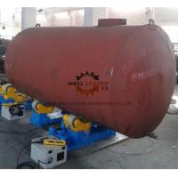 Variable Speed Self Aligned Pipe Welding Rotator 10 Ton Rotary Capacity