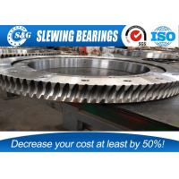 Wholesale High Load Excavator Swing Bearing For Excavator With The Anti-Rust Oil from china suppliers
