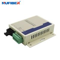 Wholesale GM268SM-C20 Serial to Fiber Converter RS485/422 to Fiber Converter SM Duplex 1310nm 20KM SC from china suppliers