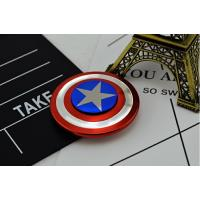 Wholesale Captain America Si3n4 hybrid ceramic bearing fidget spinner,hand spinner  1114 from china suppliers