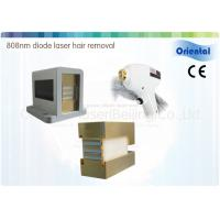 Buy cheap Home Hair Removal Machine 808nm Laser Diode Bar , Germany Bar Laser Diode Array from Wholesalers
