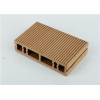 Wholesale Fiber Plastic Wood Polymer Composite Siding , Outdoor Composite Wood Board from china suppliers