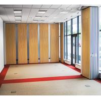 Quality Guangzhou Partition Factory Supply Banquet Hall Movable Wall Doors Room Divider For Ballroom for sale