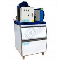 1T Air Cooling Flake Ice Machine Large Capacity Good Looking Shape