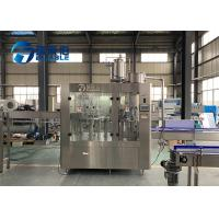 Wholesale 3 In 1 Full Automatic Bottle Water Washing Filling Capping Machine For Fresh Fruit Juice from china suppliers