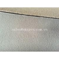 "Wholesale 60"" wide maximum neoprene fabric roll sheet with colored terry towel lamination from china suppliers"