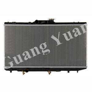 Wholesale Aluminium 1996 1999 2001 Toyota Corolla Radiator 16400 15500 16400 15700 DPI 1408 1436 from china suppliers