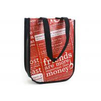 Wholesale Eco Friendly Laminated Non Woven Bag For Shopping / Picnic / Travelling from china suppliers