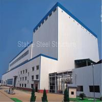 Wholesale Multi-Storey Steel Fame Commerical Buildings with Nice appearance from china suppliers