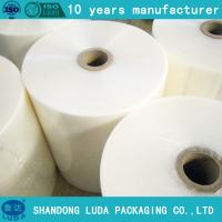 Wholesale pallet shrink wrap polyethylene transparent stretch film 12mic ~30mic stretch wrap from china suppliers