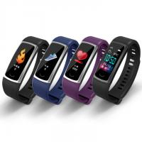 China 90mah Battery Capacity Smart Sport Watch Real Time Blood Pressure Monitoring on sale