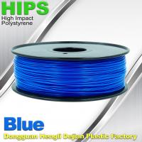 Wholesale HIPS 3D Printer Filament 1.75 / 3.0mm  , Material for 3d printing from china suppliers