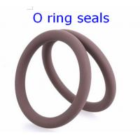 Wholesale ORK Metric O - Ring Seals For Automobile , High Temperature O Rings IIR 70 from china suppliers
