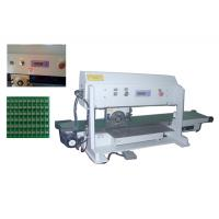 Buy cheap CWV-2A Pcb Depaneling Machine With Converoy, Motorized Pcb Depanelizer For Pcb Assembly from Wholesalers