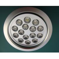 Wholesale Bright 15W 134 * 80mm Aluminum Led Ceiling Lighting Fixtures With 320mA Current from china suppliers