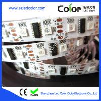 Wholesale dc5v 32/48/52led/m digital rgb lpd8806 led strip from china suppliers