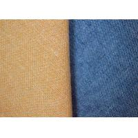China Tabby Weave Cotton Yarn Dyed Fabric Strong And Hard - Wearing Comfortable Handfeel on sale