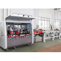 Wholesale High Percision Four Side Moulder Inverter Feeding 5 Spindles Stable Performance from china suppliers