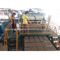 Wholesale BV TUV Automatic Egg Tray Machine  Rotary Type Pulp Molding Machine from china suppliers