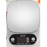 China Energy Saving Digital Kitchen Food Weighing Scale Stainless Steel Made on sale