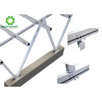 Lightweight solar PV mounting brackets Outstanding stability corrosion resistance